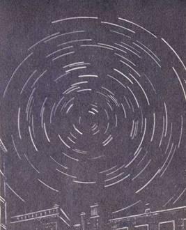точки и небесной сферы основные линии рисунок